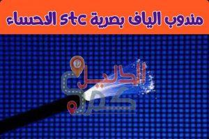 مندوب الياف بصرية stc الاحساء